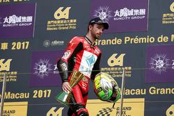 Podio: Glenn Irwin, Be Wiser Ducati, Ducati 1199RS