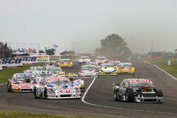 Norberto Fontana, Laboritto Jrs Torino, Camilo Echevarria, CAR Racing Chevrolet, Facundo Ardusso, JP