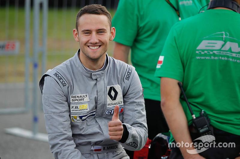 Bartek Mirecki, BM Racing Team