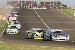 Martin Ponte, Nero53 Racing Dodge, Omar Martinez, Martinez Competicion Ford, Nicolas Gonzalez, A&P C