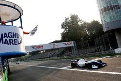 Race winner Egor Orudzhev, Arden Motorsport