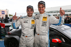 Sieger Dominik Farnbacher, Mario Farnbacher, Farnbacher Racing, Lexus RC F GT Prototype