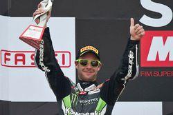 İkinci sıra Jonathan Rea, Kawasaki Racing