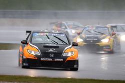 Renaud Kuppens, Boutsen Ginion Racing, Honda Civic TCR