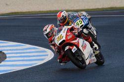 Hiroki Ono, Honda Team Asia, Philipp Oettl, Schedl GP Racing