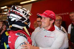 Polesitter: Andre Lotterer, Marcel Fässler, Audi Sport Team Joest
