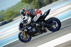 #32, Team Rabid Transit, Yamaha: Ivan Silva, Igor Jerman, Brandon Cretu