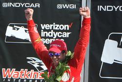 Ganador, Scott Dixon, Chip Ganassi Racing Chevrolet