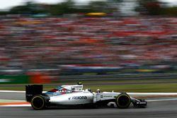 Valtteri Bottas, Williams FW38 Mercedes
