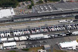 DTM-Fahrerlager