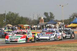 Juan Pablo Gianini, JPG Racing Ford, Gabriel Ponce De Leon, Ponce De Leon Competicion Ford, Pedro Gentile, JP Racing Chevrolet