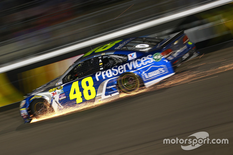 NASCAR, Richmond 2016: Jimmie Johnson, Hendrick, Chevrolet SS