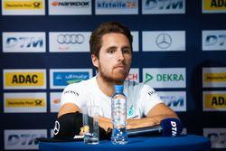 Conferencia de prensa: Daniel Juncadella, Mercedes-AMG Team HWA, Mercedes-AMG C63 DTM