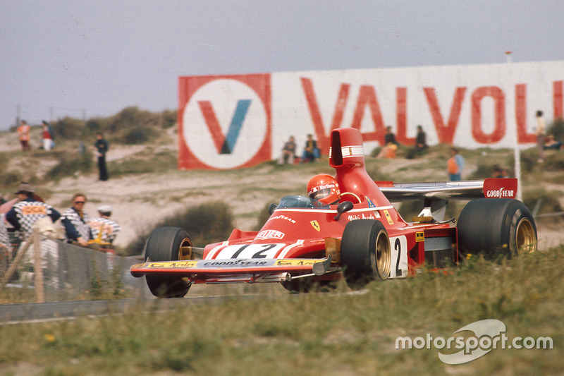 1974〜1975年:フェラーリ312B3-74