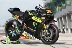 Bike of Bradley Smith, Monster Yamaha Tech 3