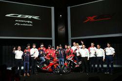 2017年Honda二輪モータースポーツ活動計画
