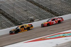 Brendan Gaughan, Richard Childress Racing Chevrolet, Ty Dillon, Richard Childress Racing Chevrolet