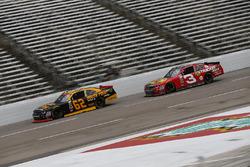 Brendan Gaughan, Richard Childress Racing Chevrolet, Ty Dillon, Richard Childress Racing Chevrolet