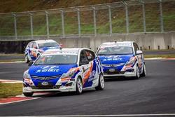 Beijing Hyundai Racecar