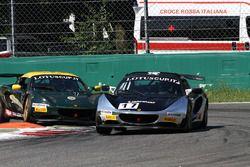 Stefano Pasotti, Enrico Riccardi, Lotus Cup Italia