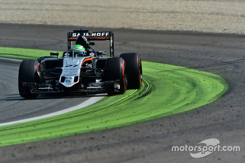 9: Nico Hulkenberg, Sahara Force India F1 VJM09