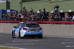 Sieger Colin Turkington, Silverline Subaru BMR Racing