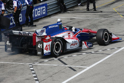 Jack Hawksworth, A.J. Foyt Enterprises, Honda