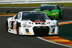 #74 ISR, Audi R8 LMS: Franck Perera, Nicolas Lapierre, Henry Hassid, Philippe Giauque