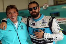 Jean-Karl Vernay Volkswagen Golf GTI TCR Leopard Racing, Stefano Comini, Leopard Racing Volkswagen G