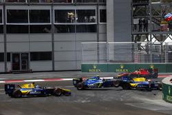 2016 GP2 Series Round 3 Baku, Azerbaijan. Saturday 18 June 2016.Norman Nato, Racing Engineering, Ale