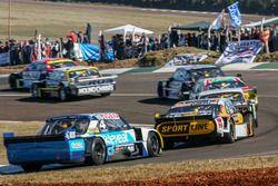 Josito di Palma, Sprint Racing Torino, Leonel Pernia, Las Toscas Racing Chevrolet, Emanuel Moriatis, Martinez Competicion Ford