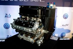 ASO Press Conference: Gibson V8 engine