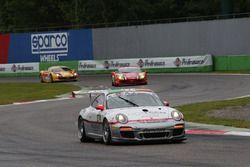 Curti-Curti, Ebimotors, Porsche 911 GT3 R-GTCup #175