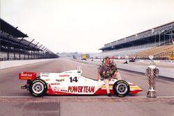Kenny Bräck, A.J. Foyt Enterprises, Dallara-Aurora