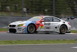#7 BMW Team Studie, BMW M6 GT3: Jörg Müller, Seiji Ara