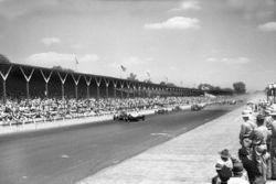Start zum Indy 500 1939