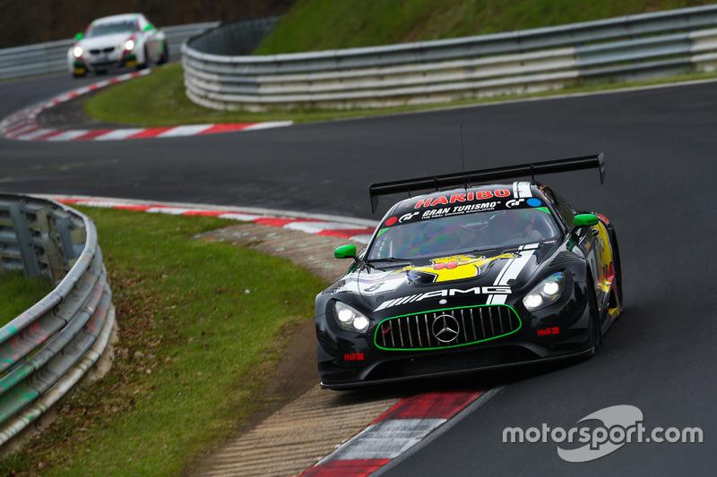 #88 HARIBO Racing Team, Mercedes-AMG GT3
