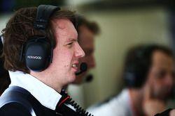Will Joseph, McLaren Race Team Performance Ingeniero