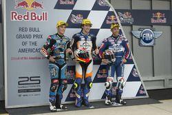 Pole-Position für Öttl, Schedl GP Racing; 2. Jorge Navarro, Estrella Galicia 0,0 und 3. Enea Bastian