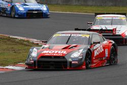 優勝した#1 MOTUL AUTECH GT-R
