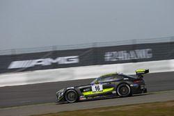 Christian Vietoris, Marco Seefried, Christian Hohenadel, Renger van der Zande, AMG-Team HTP, Mercedes- AMG GT3