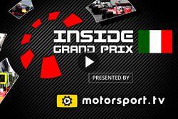 Inside Grand Prix 2016, Italia