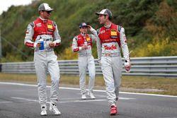 Nico Müller, Audi Sport Team Abt Sportsline, Audi RS 5 DTM; Miguel Molina, Audi Sport Team Abt Sport