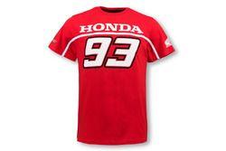 T-shirt Honda - Marc Márquez 2016