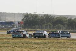 Prospero Bonelli, Bonelli Competicion Ford, Pedro Gentile, JP Racing Chevrolet, Juan Baustista De Be