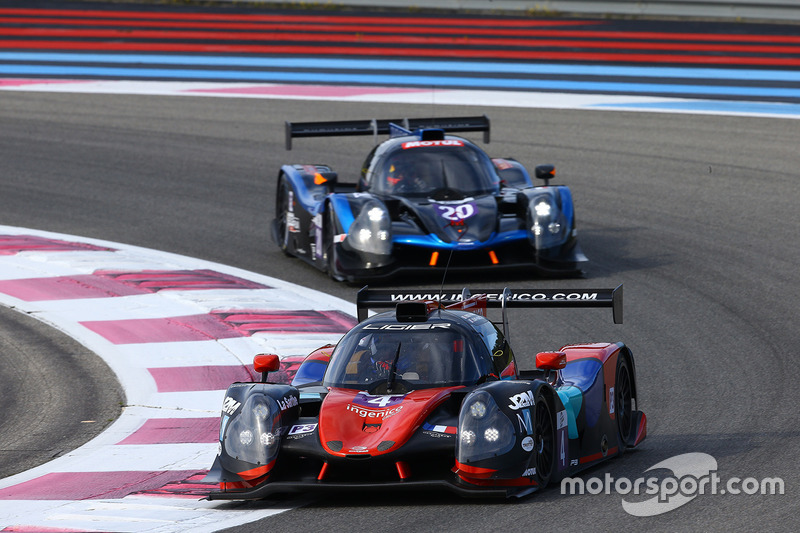 #4 Oak Racing Ligier JSP3 - Nissan: Jean-Marc Merlin, Erik Maris