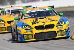 #96 Turner Motorsport BMW M6 GT3: Bret Curtis, Jens Klingmann, Ashley Freiberg