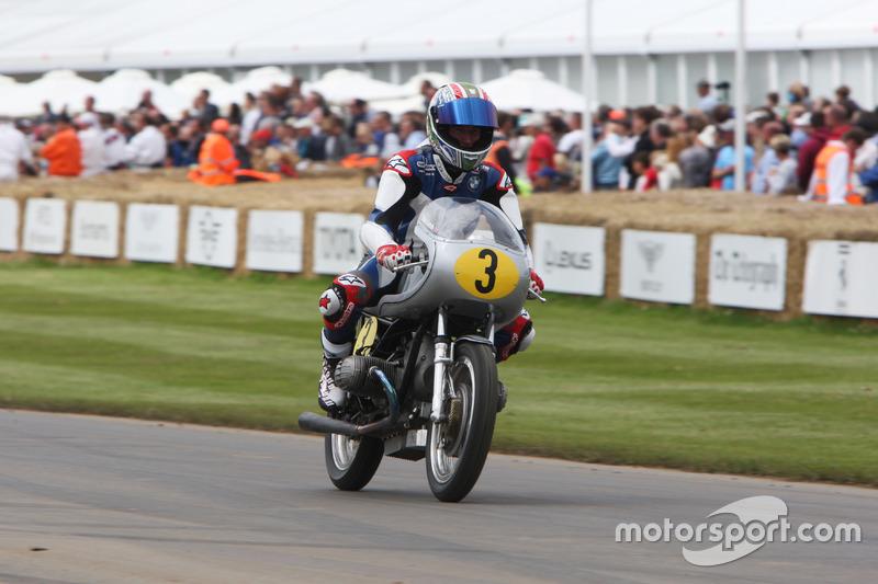 Troy Corser, BMW Kaczor R50S