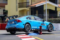 Thed Björk, Polestar Cyan Racing, Volvo S60 Polestar TC1