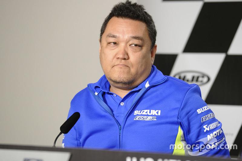 Ken Kawauchi, jefe técnico